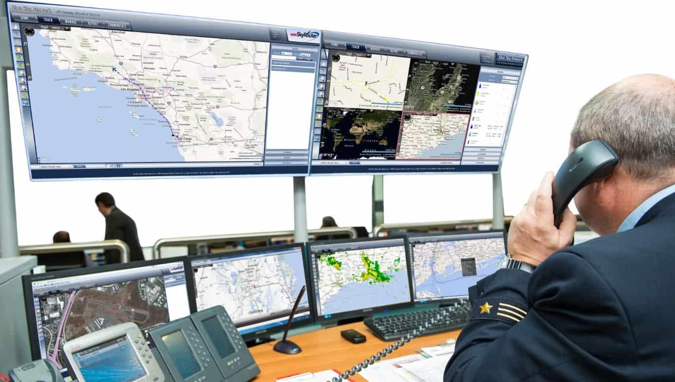 Military SATCOM tracking