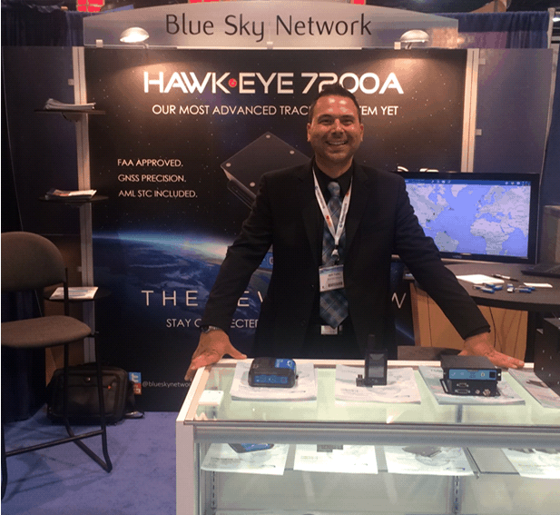 Aircraft Tracking and Communication Devices at NBAA 2015