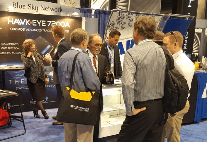 Jon Gilbert CEO & President Blue Sky Network