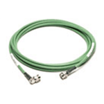 green cable