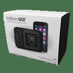 iridium go! in packaging