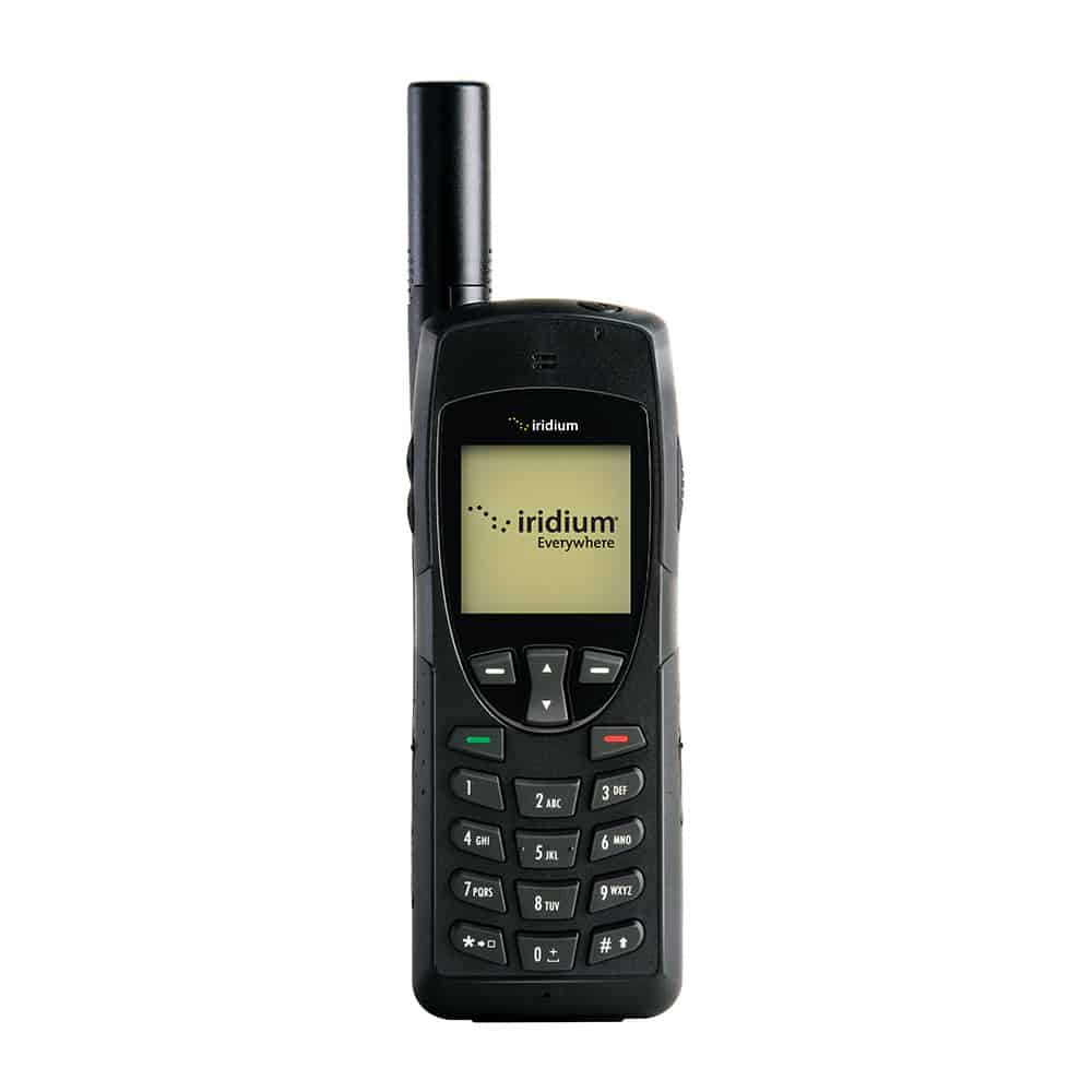 Iridium 9555 Satellite Phone