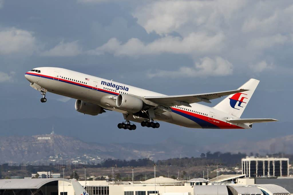 Flight MH370