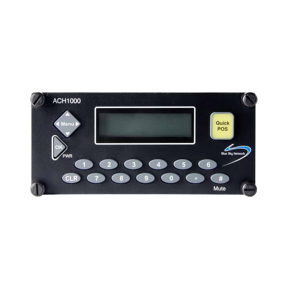 Advanced Control Head (ACH1000)