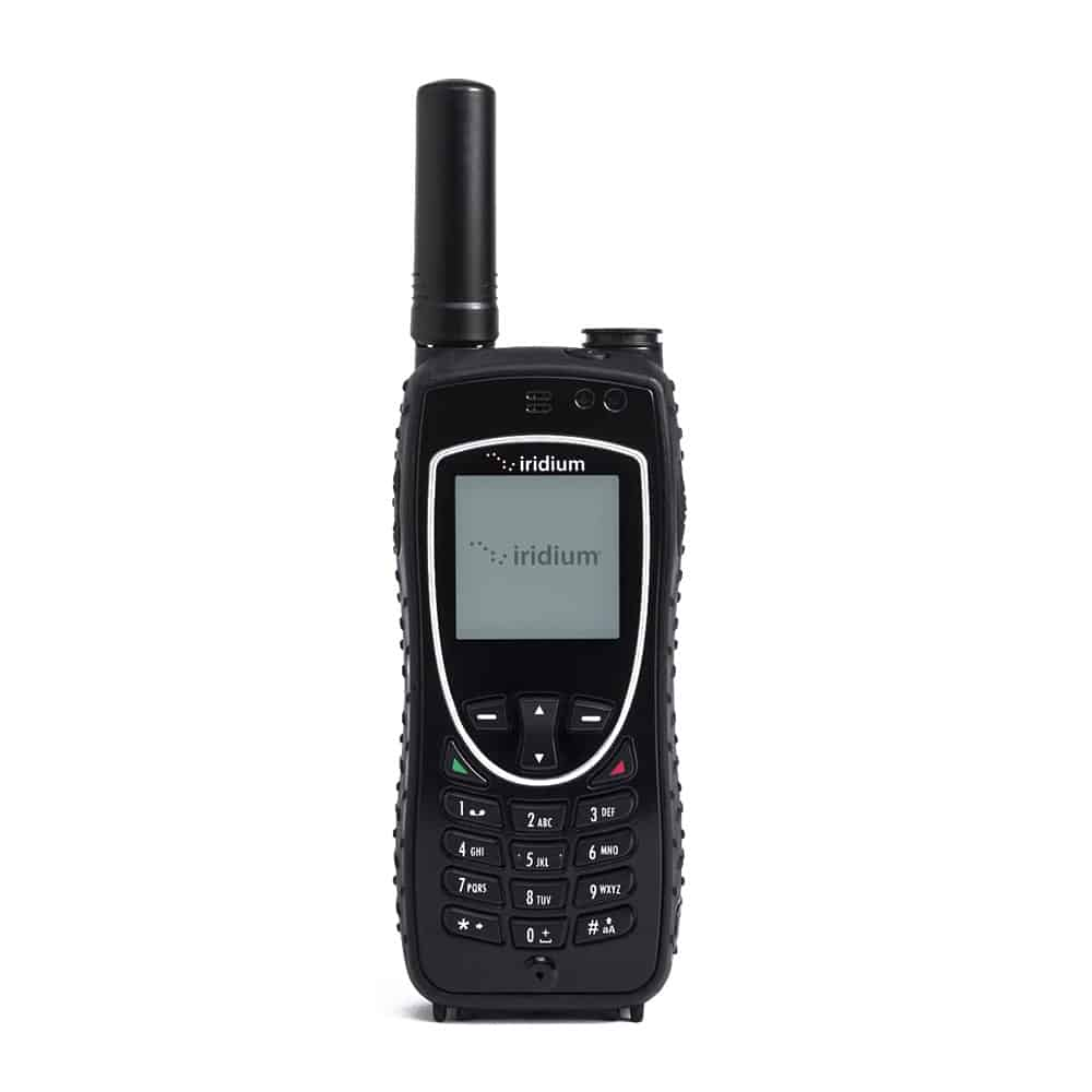 Iridium Extreme Satellite Phone (9575)