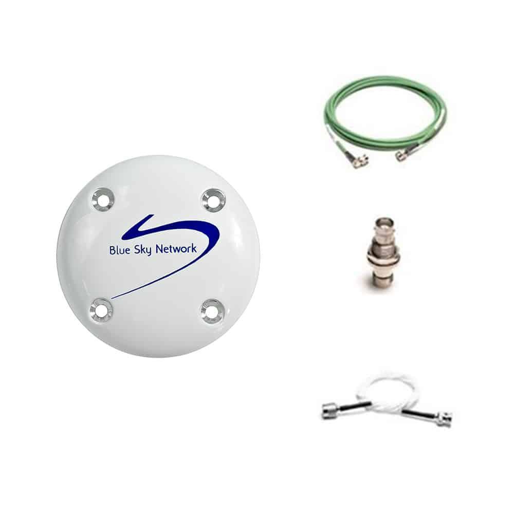 Iridium Single Channel Antenna Kit