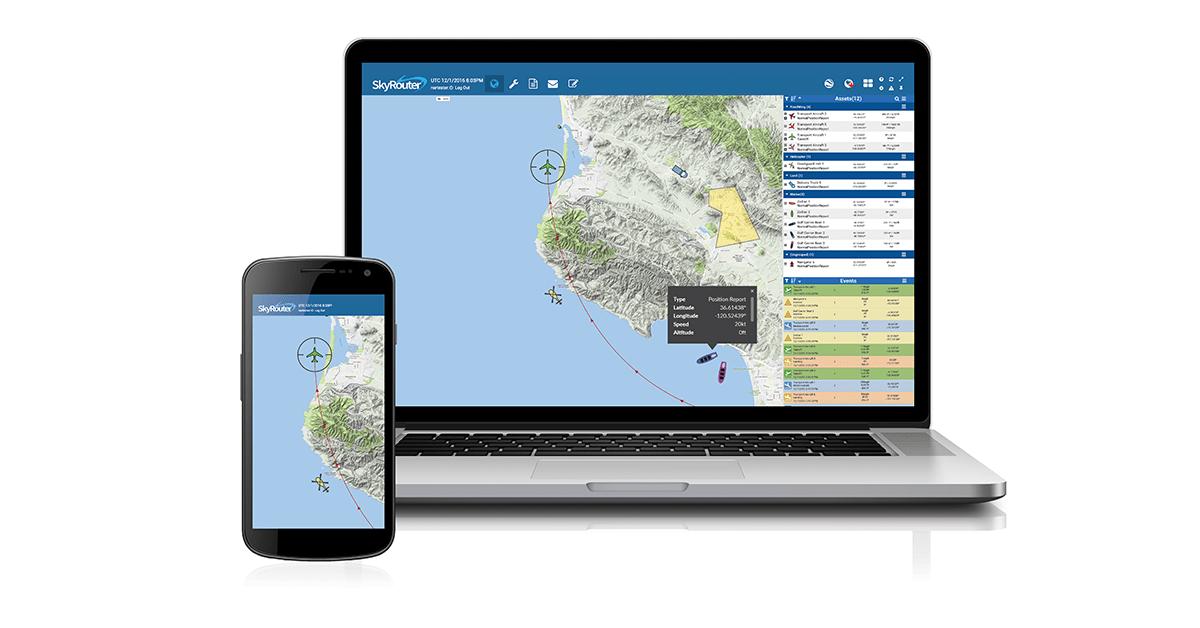 SkyRouter Asset Tracking Program