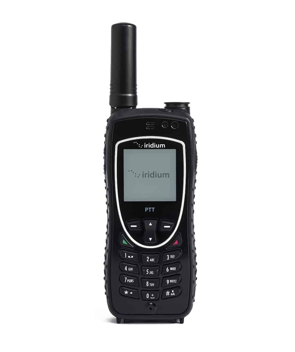 Iridium Push to Talk (PTT) Satellite Phone