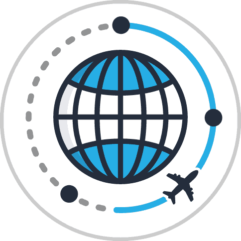 ICAO-GADSS Flight Tracking Initiative Icon