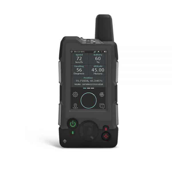 Nortac Defense Wave Tracking Device
