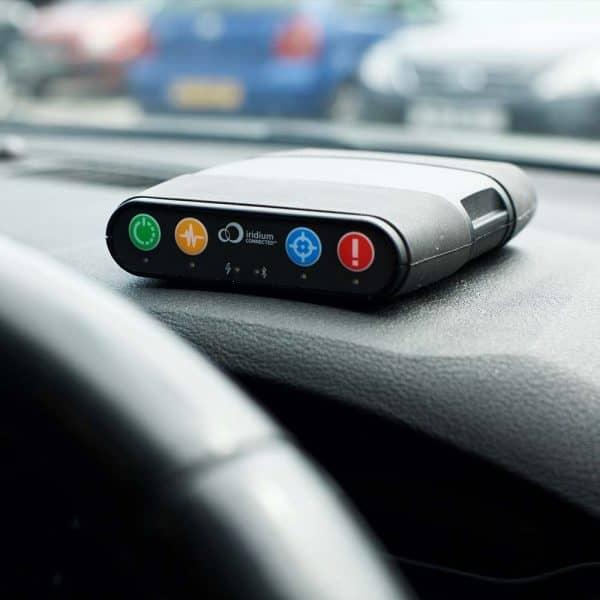 RockAIR for Vehicle Tracking