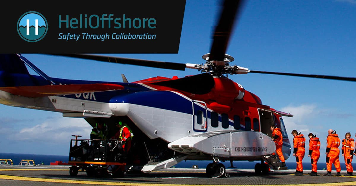 Heli Offshore Helicopter