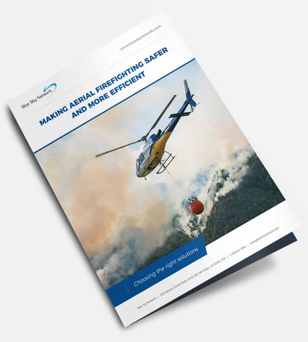 aerial firefighting white paper