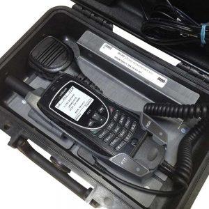 ASE BoxDock for Iridium Extreme and Iridium PTT (Push-To-Talk)