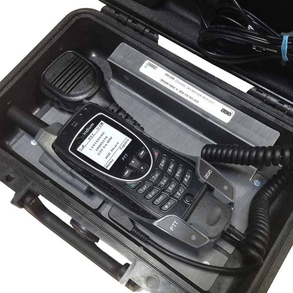 ASE BoxDock for Iridium 9575 (PTT Enabled)