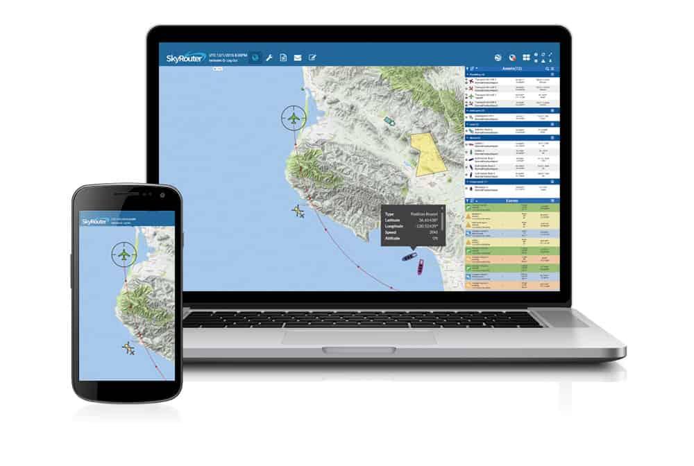 SkyRouter Business Continuity Platform