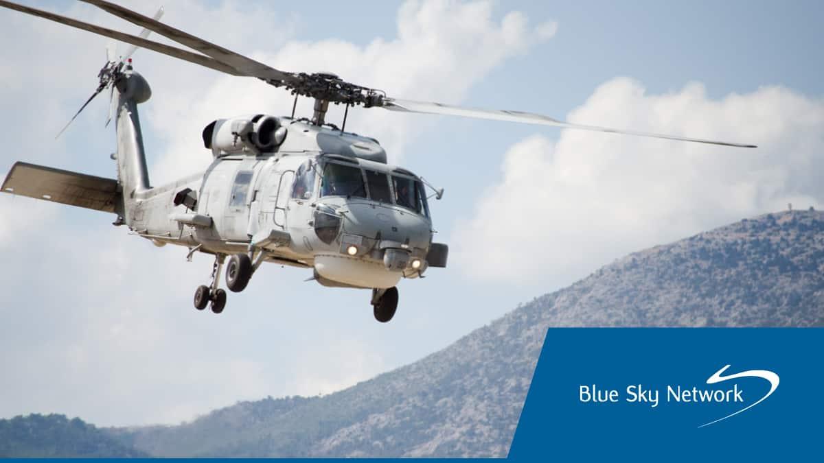 Black Hawk Helicopter Tracking Sikorsky
