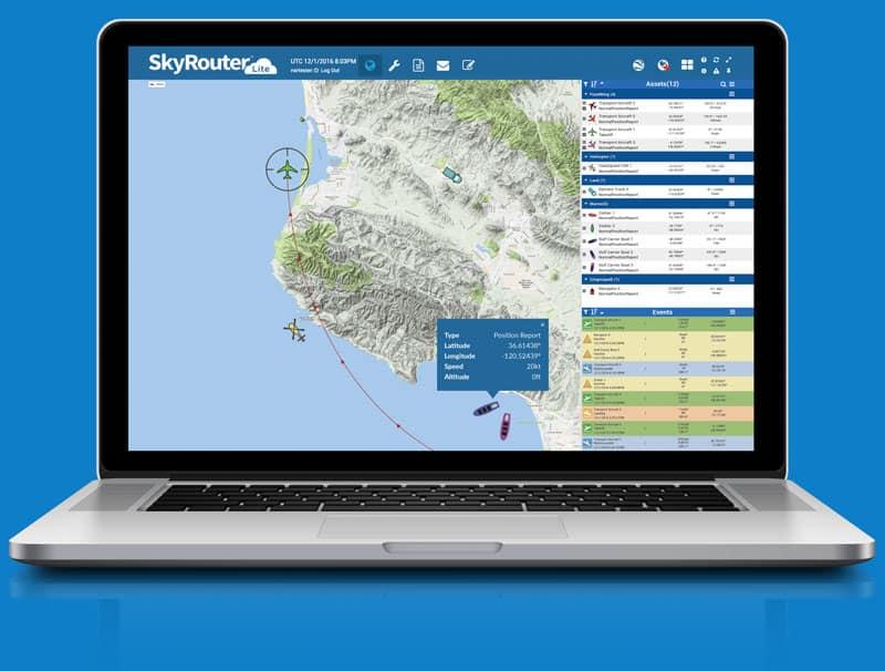 SkyRouter Lite Asset Tracking Program