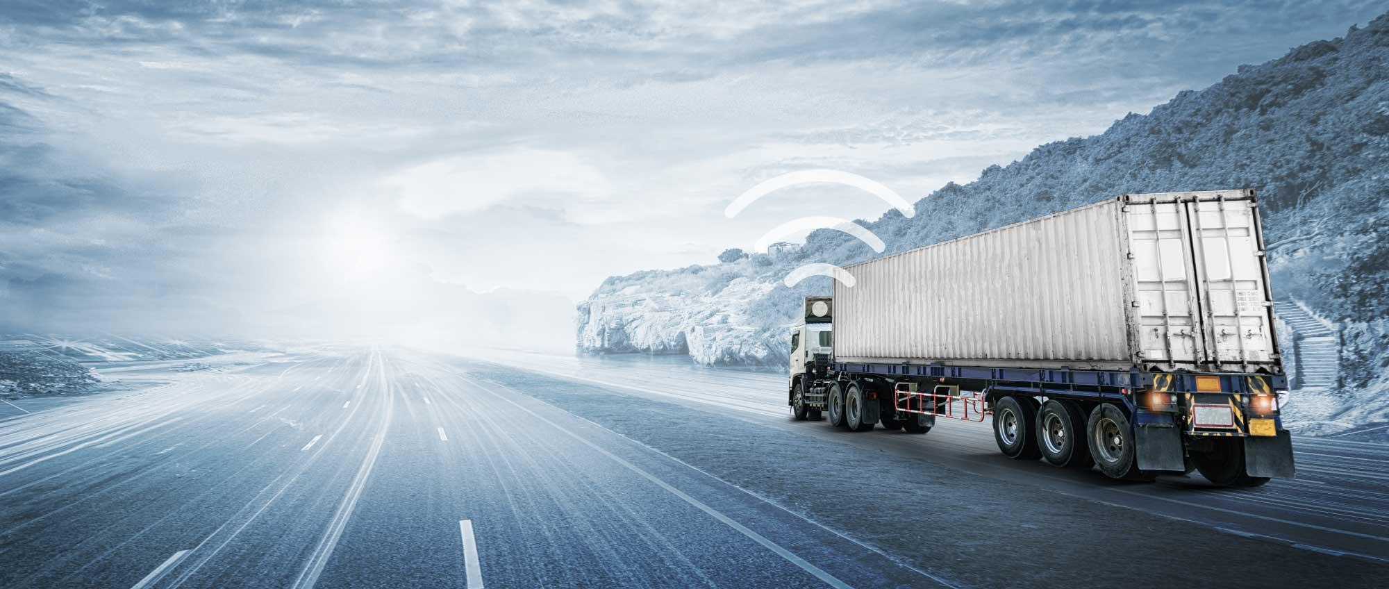 Land-Mobile Vehicle Tracking