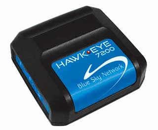 HawkEye 7200 Tracking Device
