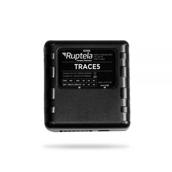 Ruptela Trace5 Cellular Vehicle Tracking Device