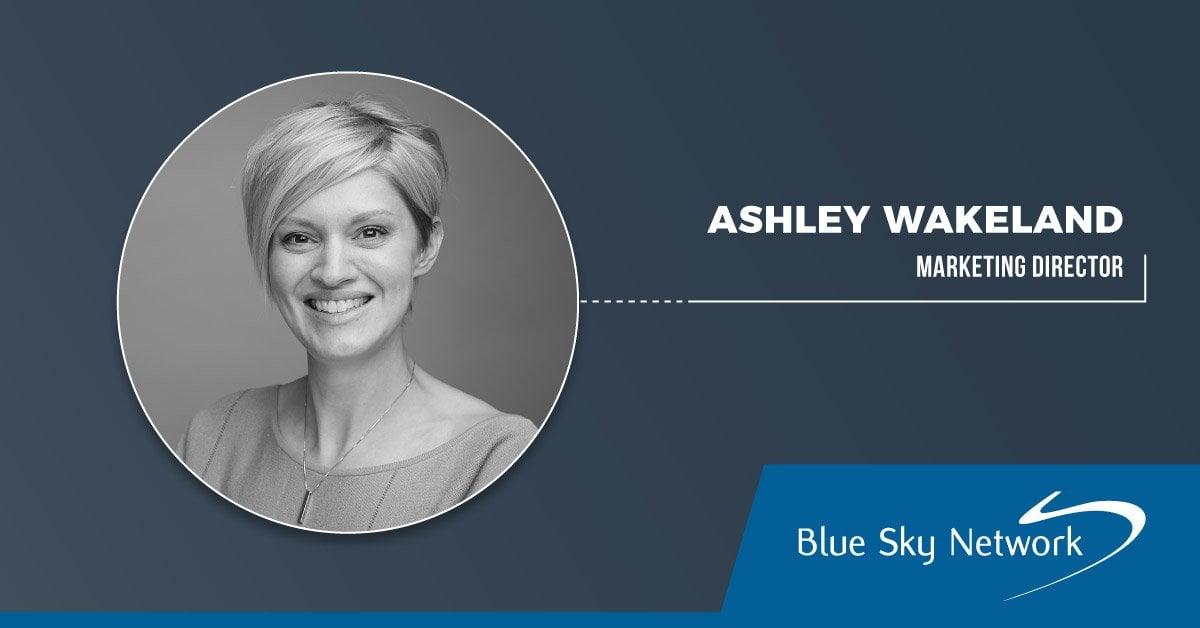 Ashley Wakeland Marketing Director