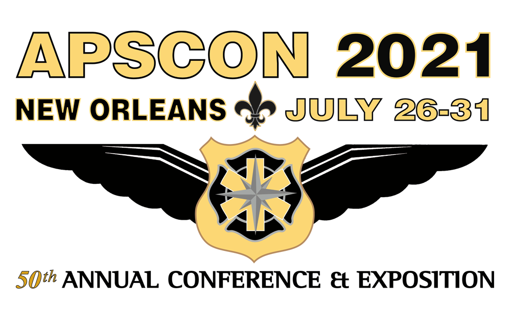 APSCON 2021 Logo