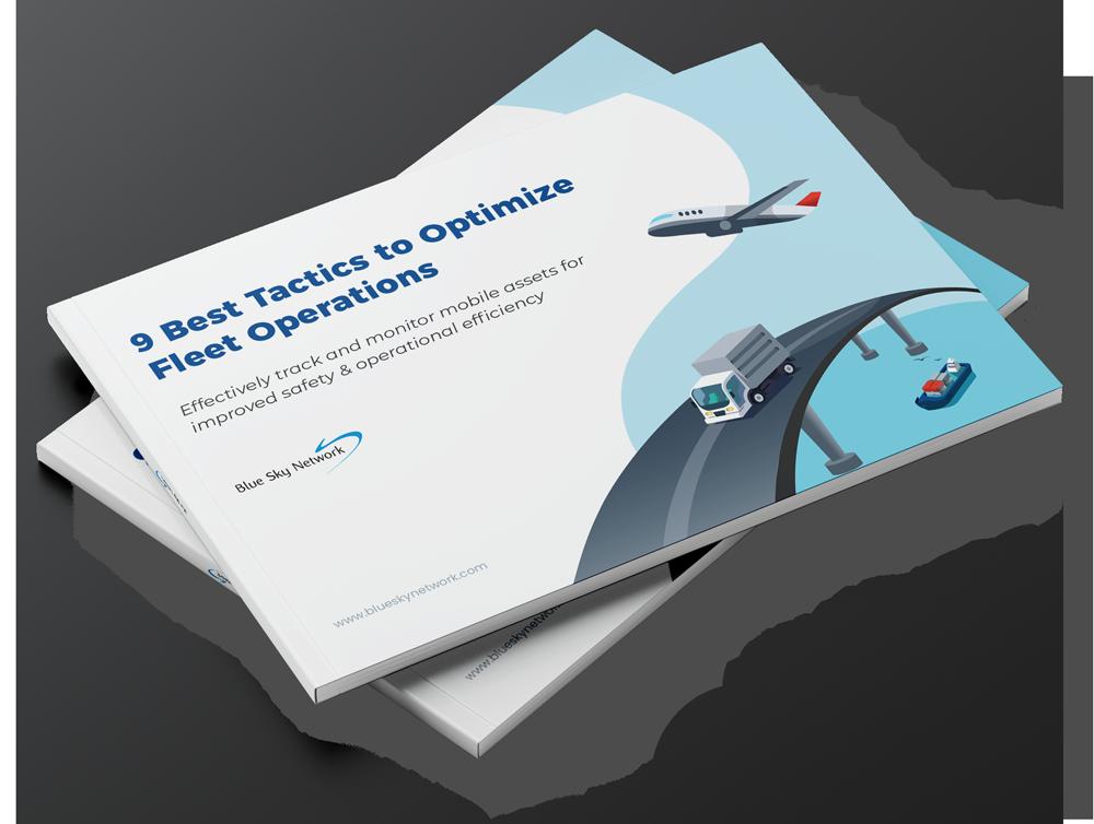9 Best Tactics to Optimize Fleet Operations eBook